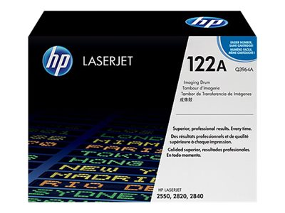 HP - Trommel-Kit - für Color LaserJet 2550L, 2550Ln, 2550n, 2820, 2830, 2840