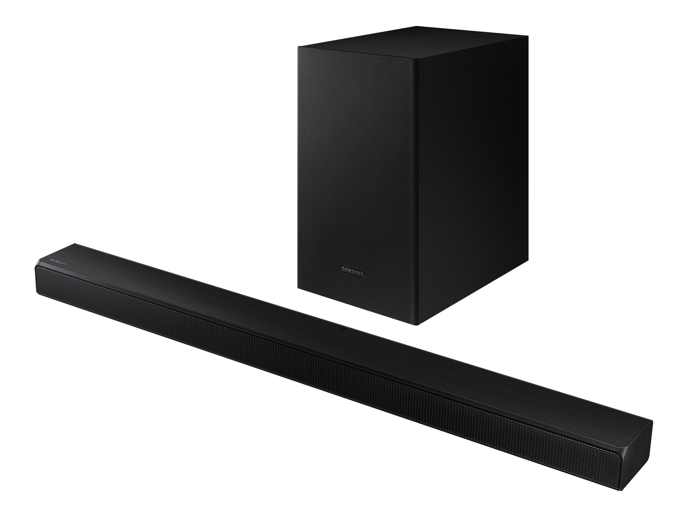 Samsung HW-T550 - sound bar system - wireless