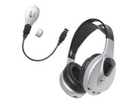 Califone HIR-KT1 Headphones full size infrared wireless