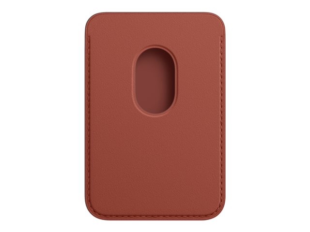 Apple - Wallet for cell phone / credit card - with MagSafe - leather - Arizona - for iPhone 12, 12 mini, 12 Pro, 12 Pro Max