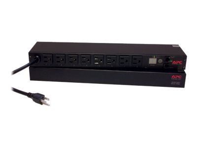 APC Switched Rack PDU AP7900B Power distribution unit (rack-mountable) AC 100-120 V