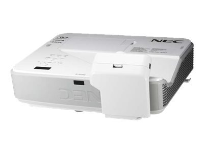NEC U321Hi (Multi-Pen) - DLP projector - 3D - 3200 ANSI lumens - Full HD (1920 x 1080) - 16:9 - HD 1080p - ultra short-throw fixed lens