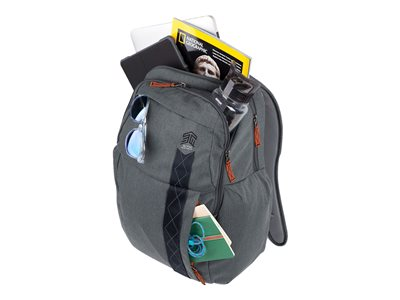 STM Kings Notebook carrying backpack 15INCH tornado gray