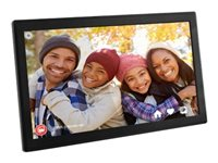 Aluratek AWDMPF117F Digital photo frame flash 8 GB 17.3INCH 1920 x 1080 black