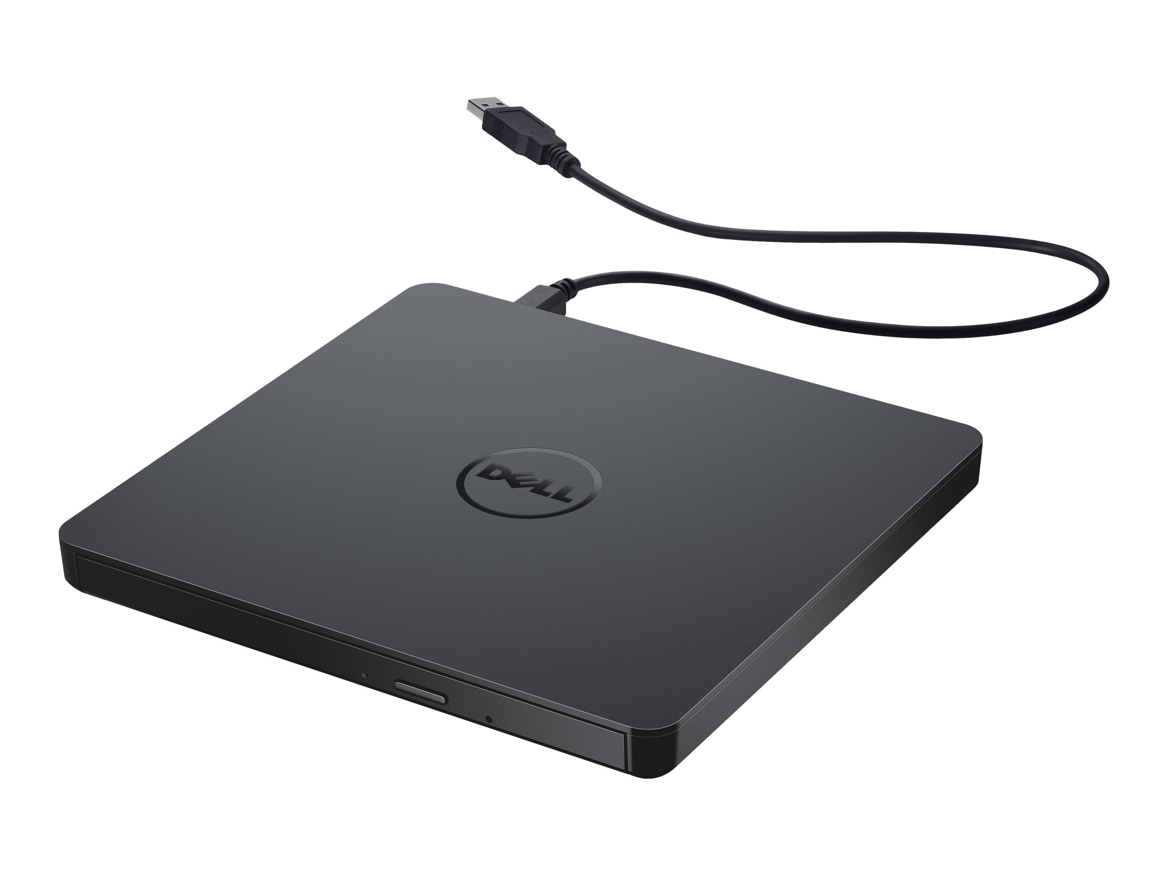 Dell Slim DW316 - DVD±RW (±R DL) / DVD-RAM drive - USB 2.0 - external