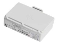 Zebra - Printer battery - 1 x 3250 mAh - for ZQ600 Series ZQ610, ZQ620