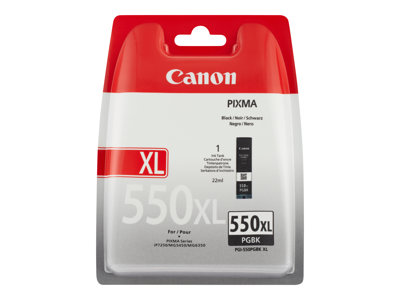 Canon PGI 550PGBK XL Sort