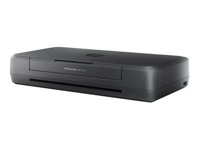 HP Officejet 200 Mobile Printer Printer color ink-jet A4/Legal 1200 x 1200 dpi