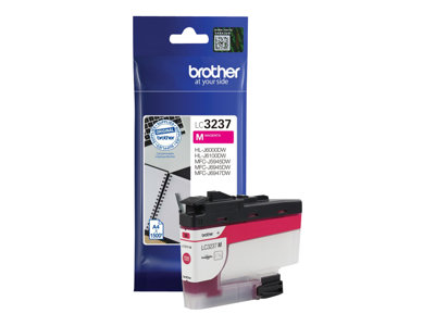 Brother LC 3237M Magenta 1500 sider