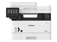 Canon i-SENSYS MF426dw - Imprimante multifonctions - Noir et blanc - laser - A4 (210 x 297 mm), Legal (216 x 356 mm) (original) - A4/Legal (support) - jusqu'à 38 ppm (copie) - jusqu'à 38 ppm (impression) - 350 feuilles - 33.6 Kbits/s - USB 2.0, Gigabit LAN, Wi-Fi(n)