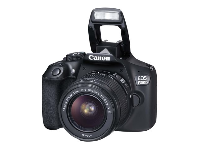 1160C017 - Canon EOS 1300D - digital camera - body only