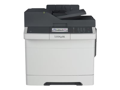 Lexmark CS417dn printer color laser