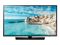 Samsung HG32NJ477NF 32INCH Diagonal Class LED TV hotel / hospitality with Integrated Pro:Idiom