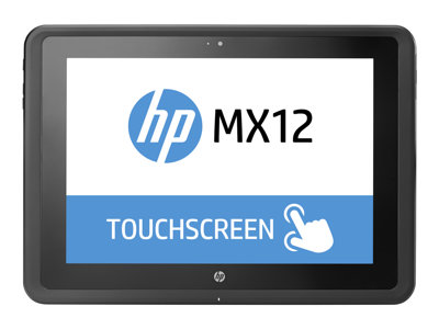 HP MX12 Retail Solution Tablet Core i5 7Y57 / 1.2 GHz Win 10 IoT Enterprise 64-bit Retail