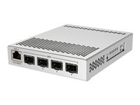 MikroTik CRS305-1G-4S IN Switch 5-porte 10 Gigabit  PoE+