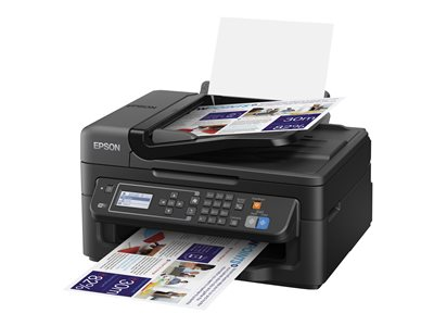 Epson WorkForce WF-2630 - multifunction printer - color