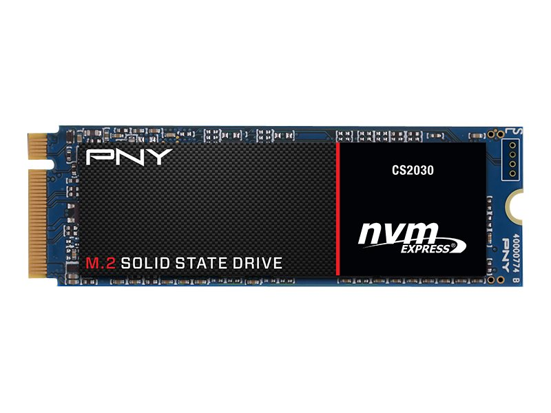 PNY CS2030 - Solid-State-Disk - 240 GB - intern - M.2 2280 - PCI Express 3.0 x4 (NVMe)