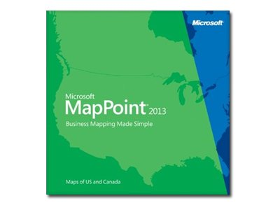 Microsoft mappoint 2010 europe buy online