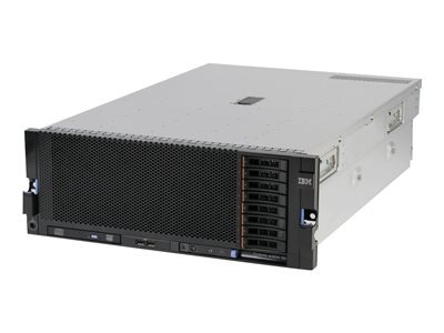 Lenovo System x3850 X5 7143 Server rack-mountable 4U 4-way 4 x Xeon E7-4850 / 2 GHz