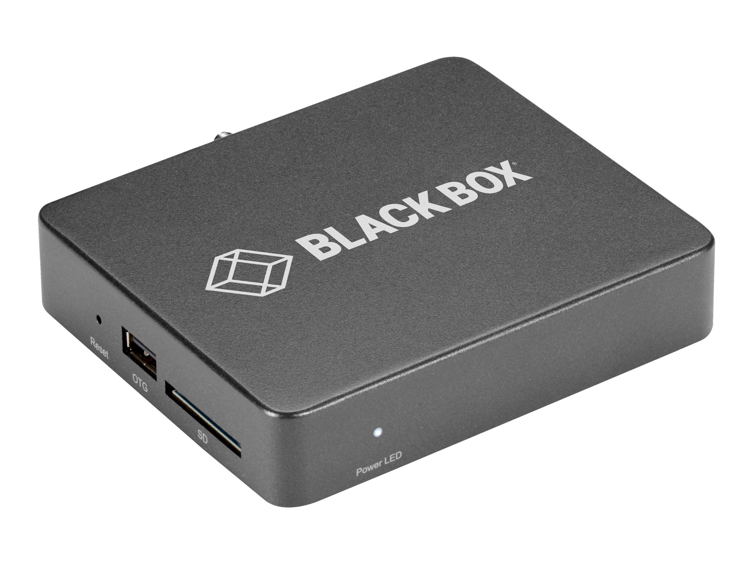 Black Box IN-SESSION Meeting Room Viewer with HDMI - room manager