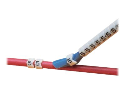 Panduit Clip-On wire / cable marker (preprinted)