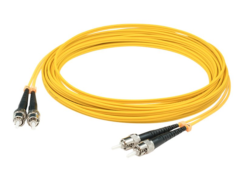 AddOn 1m ST OS1 Yellow Patch Cable - patch cable - 1 m - yellow