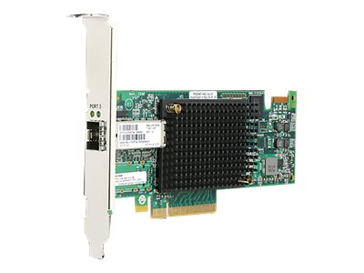 HPE StoreFabric SN1100Q 16Gb Single Port - Hostbus-Adapter - PCIe 3.0 Low-Profile - 16Gb Fibre Channel x 1 - für ProLiant DL360 Gen10