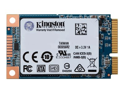 Kingston SSD UV500 120GB mSATA SATA-600
