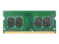 - DDR4 - 4 Go - SO DIMM 260 broches - mémoire sans tampon