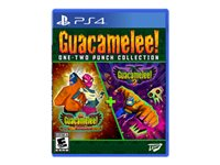 Guacamelee! One-Two Punch Collection PlayStation 4