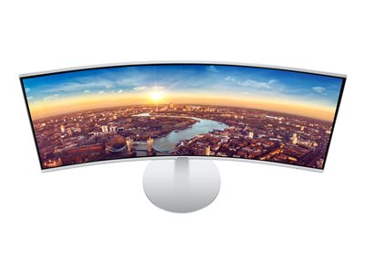 Samsung C34J791WTN CJ79 Series QLED monitor curved 34INCH (34INCH viewable)