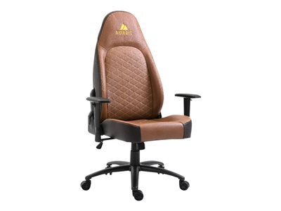 Nordic Executive Assistant Chair Cognac