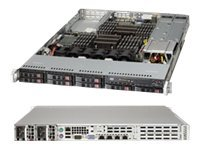 Supermicro SuperServer 1027R-WRF4+ - Serveur