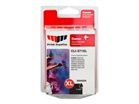 MMPS Black Inkjet Cartridge (CLI-571BKXL)