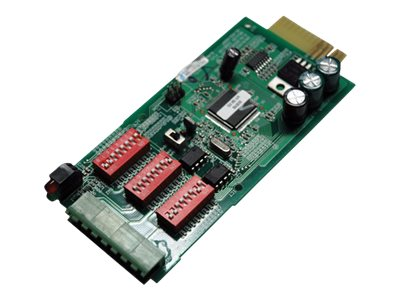 Tripp Lite MODBUS Management Accessory Card for UPS Remote Monitoring and Control - remote management adapter