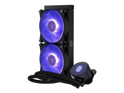 Cooler Master MasterLiquid ML240L RGB Processors flydende kølesystem