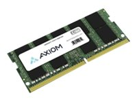 Axiom - DDR4 - 8 GB - SO-DIMM 260-pin - unbuffered