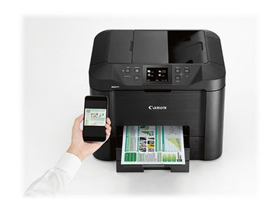 Product Canon Maxify Mb5420 Multifunction Printer Color