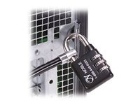 Noble Universal Combination Anti-Theft Lock Security cable lock set