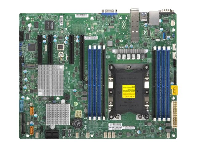 SUPERMICRO X11SPH-NCTPF - Motherboard - ATX - Socket P - C622 - USB 3.0