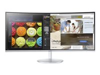 Samsung C34F791WQN CF791 Series LED monitor curved 34INCH 3440 x 1440 VA 300 cd/m²