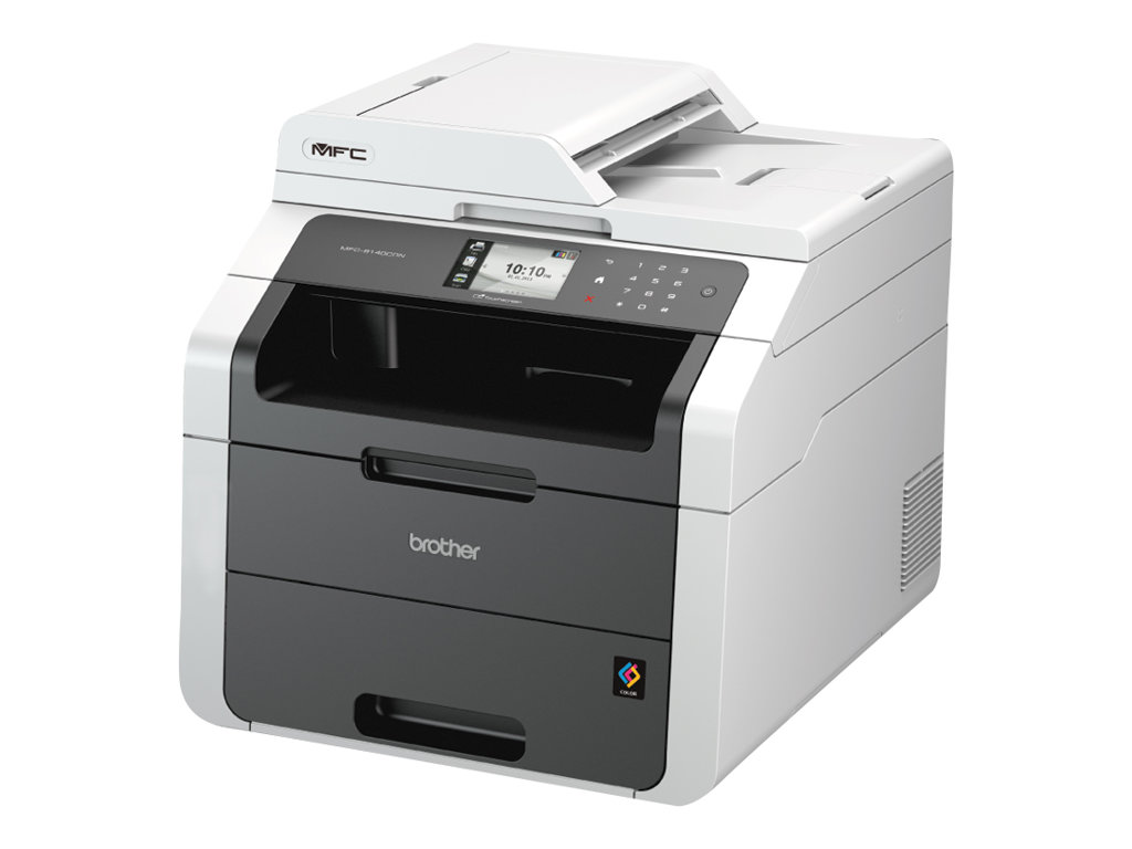 Brother MFC-9142CDN - Multifunktionsdrucker - Farbe - LED - Legal (216 x 356 mm) (Original) - A4/Legal (Medien)