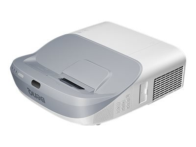 BenQ MW864UST - DLP projector - 3D - 3300 ANSI lumens - WXGA (1280 x 800) - 16:10 - 720p - ultra short-throw lens