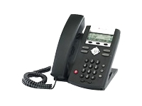 equal2new SOUNDPOINT IP 321 SIP POE 2-LINE PHONE