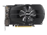 ASUS PH-RX550-4G-EVO - Graphics card