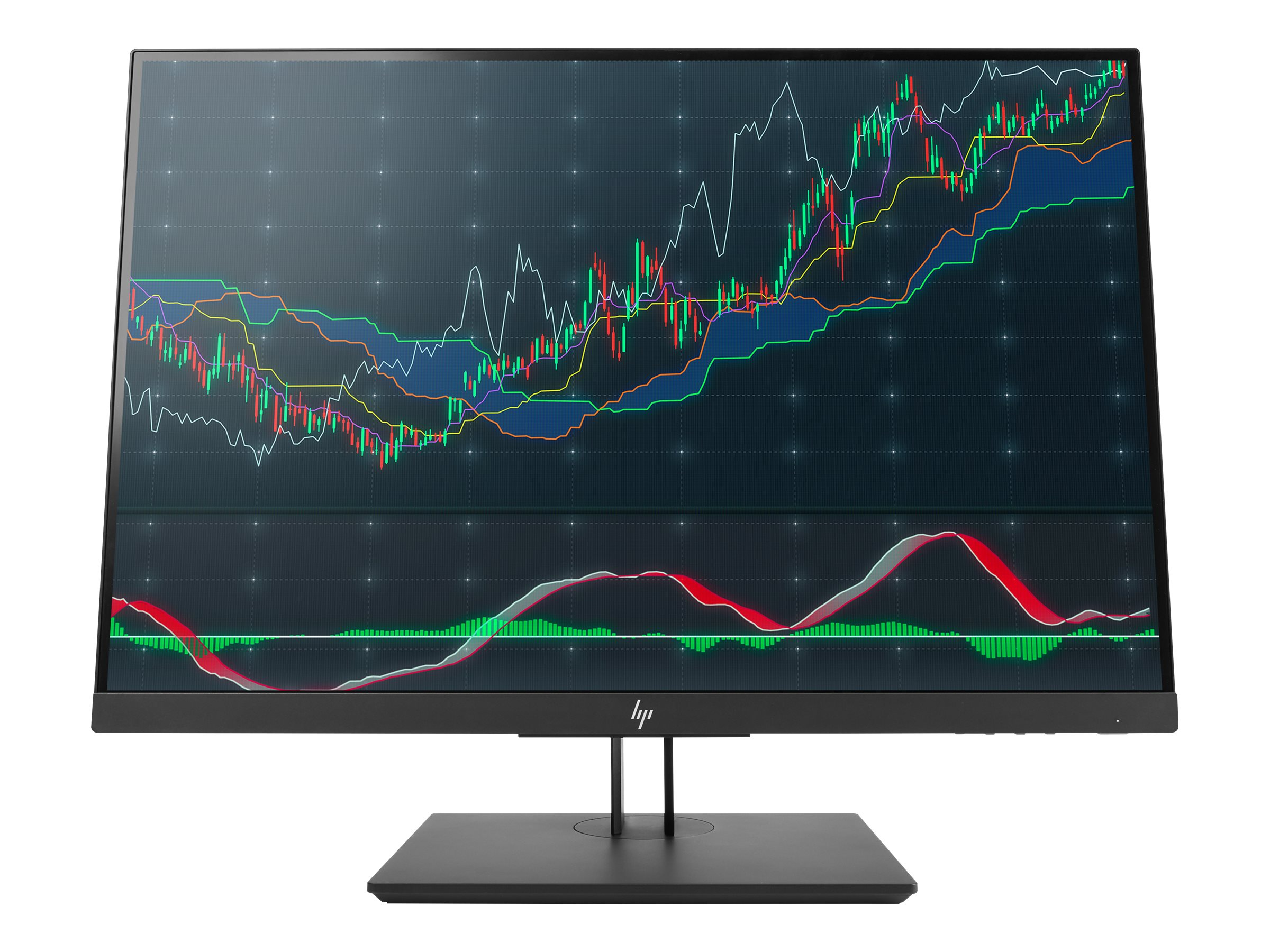 HP Z24n G2 - LED monitor - 24""