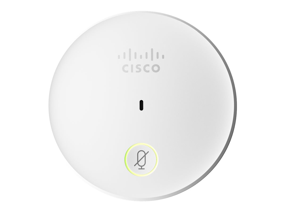 Cisco Telepresence Table - microphone