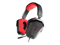 Lenovo Y Gaming Stereo Kabling Rød Sort Headset