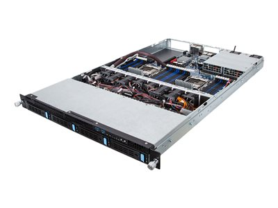 Gigabyte R180-F34 (rev. 1.0) Server rack-mountable 1U 2-way RAM 0 MB SATA