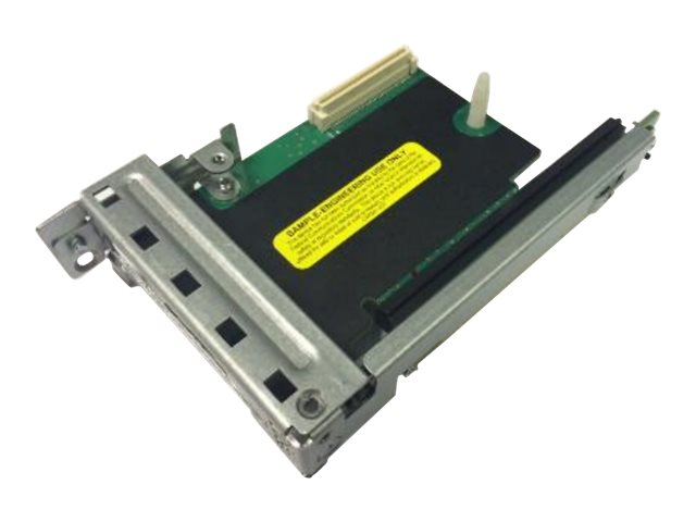 Intel 1U PCI Express rIOM Riser and rIOM Carrier Board with M.2 Support Kit - Riser Card - für Compute Module HNS2600KP, HNS2600KPF, HNS2600TP, HNS2600TPF; Server Chassis H2224XXKR2